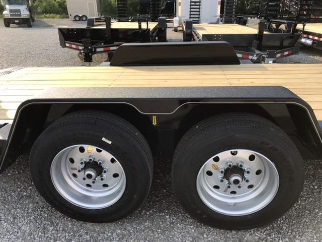 2021 B-B Skidloader Equipment Trailer 22'