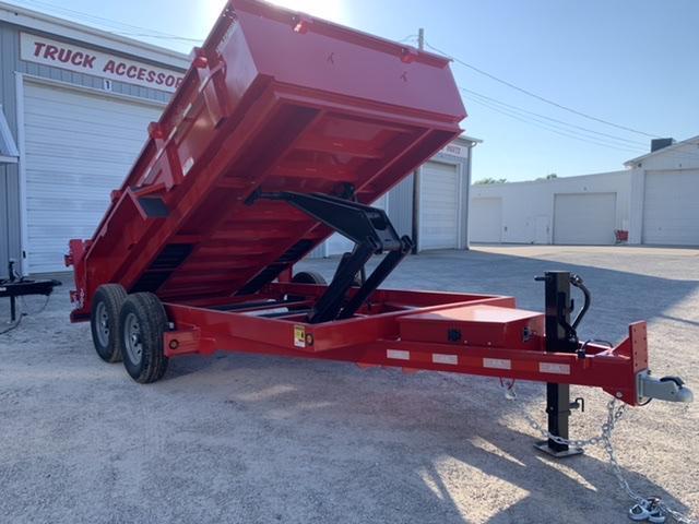 2020 B-B 83X14 Dump Trailer