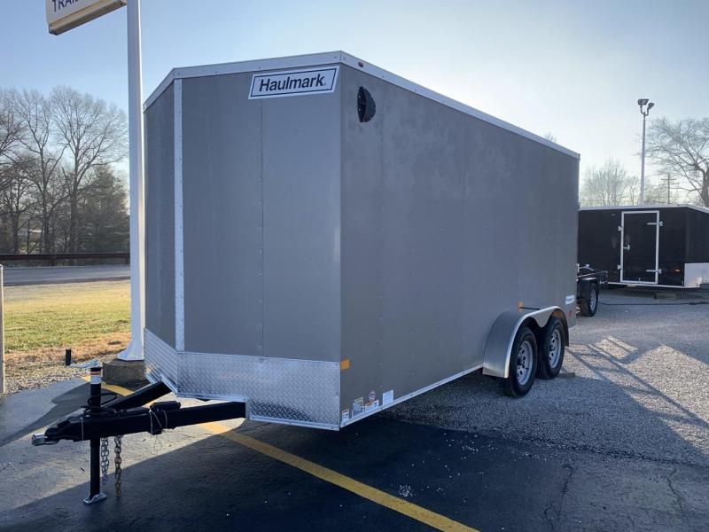 2021 Haulmark Passport 7X16 Enclosed Cargo Trailer
