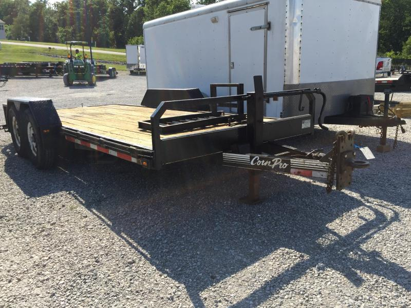 2005 CornPro UT-16H Equipment Trailer