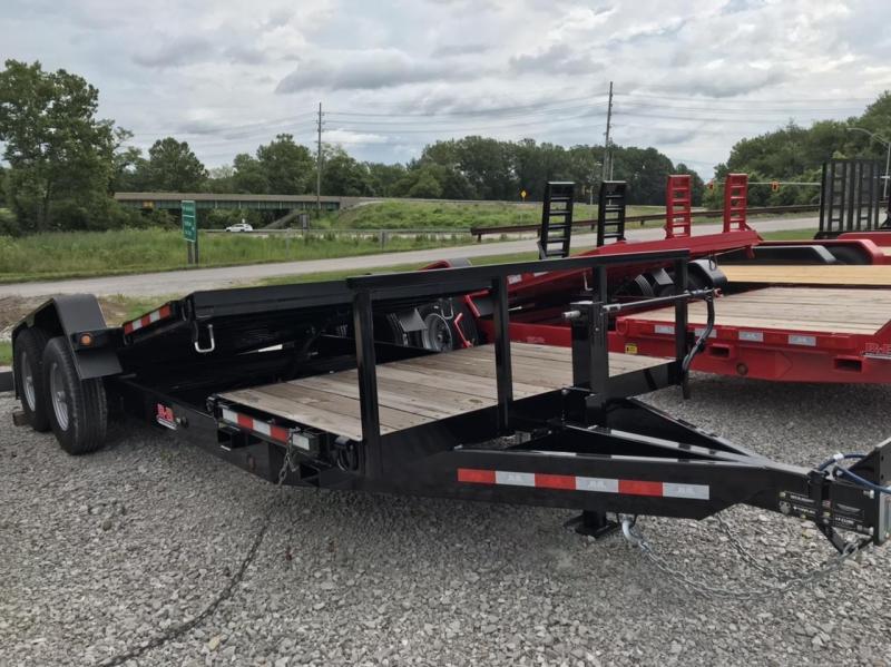 2019 B-B 81 x 20 Equipment Tilt Trailer
