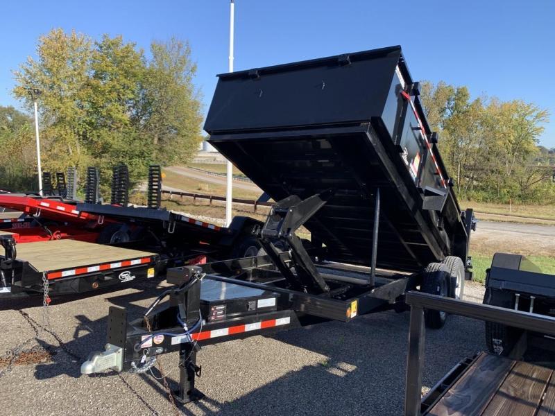 2021 B-B 14K Dump Trailer