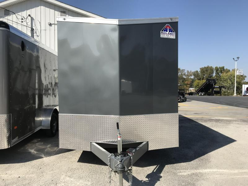 2020 Haul-About 7 x 16 Enclosed Cargo Trailer