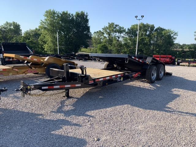 2020 B-B 83X22 Equipment Trailer
