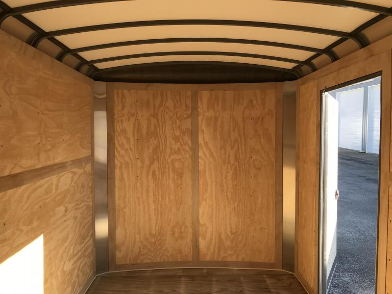 2020 Haul-About 7x18 Enclosed Cargo Trailer
