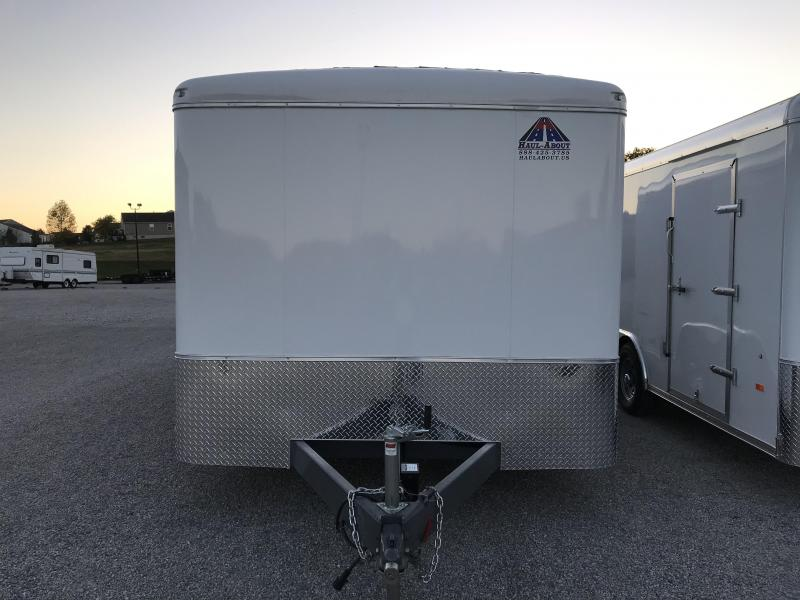 2020 Haul-About 8.5x16 Enclosed Cargo Trailer