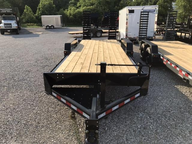 2020 B-B Skidloader Equipment Trailer 22'