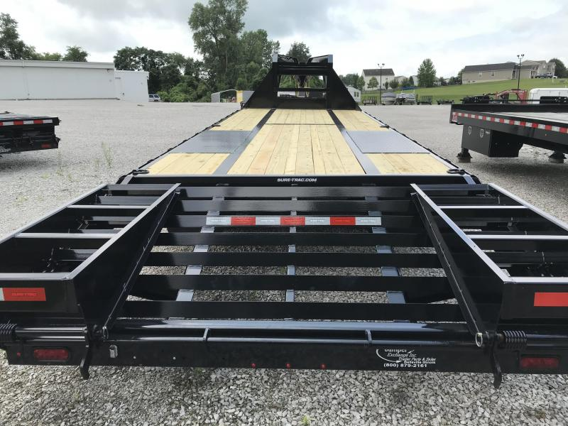 2021 Sure-Trac 8.5 x 22+5 Heavy Duty Low Profile Goosen
