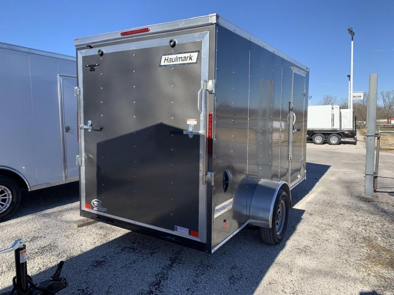 2021 Haulmark Passport 6x12 Enclosed Cargo Trailer