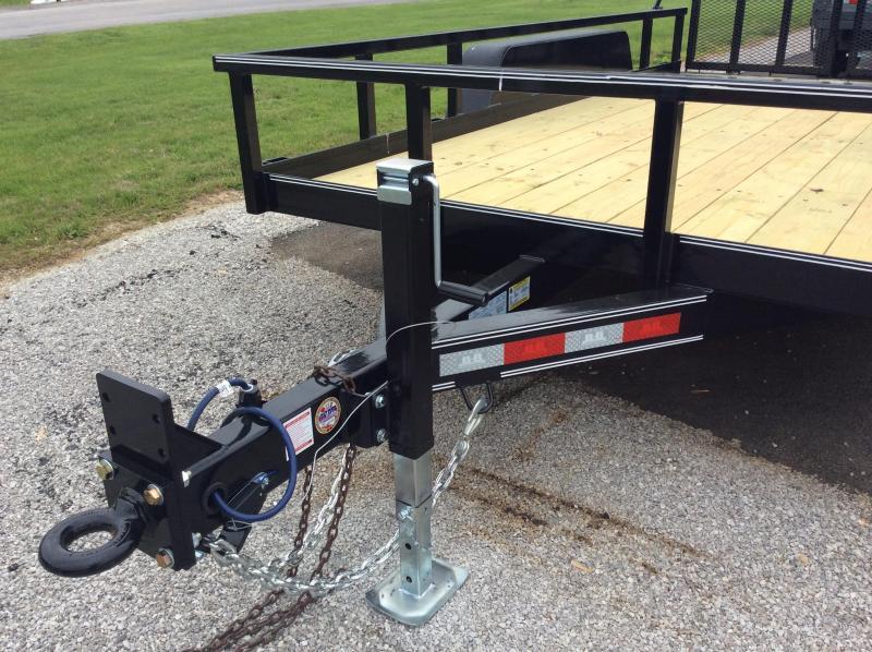2021 B-B BCT1410E Equipment Trailer
