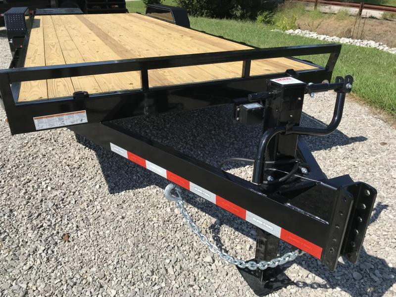 2022 Sure-Trac 7x19+3 Equipment Trailer