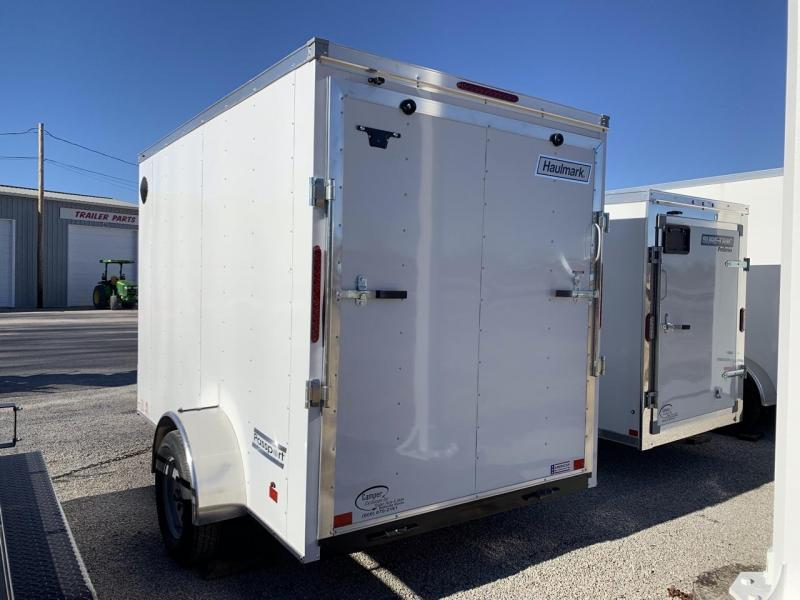 2021 Haulmark PASSPORT 6X10 Enclosed Cargo Trailer