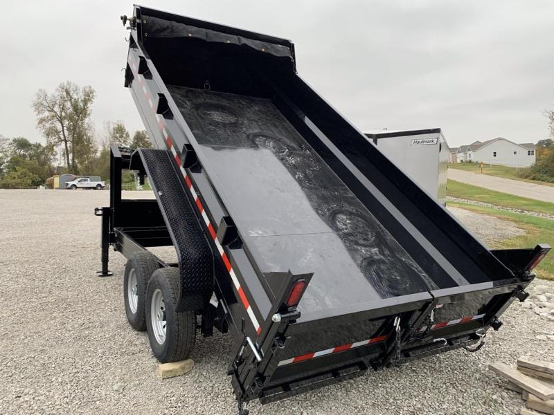 2021 Sure-Trac 82 IN x 14 HD Low Profile Gooseneck Dump