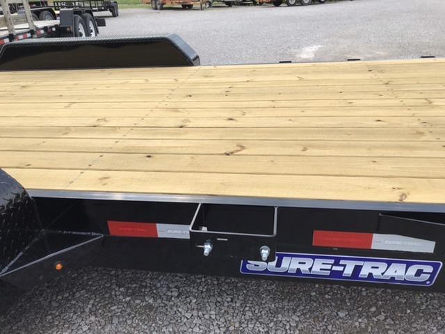 2021 Sure-Trac 7 x 18 Equipment Trailer  10K
