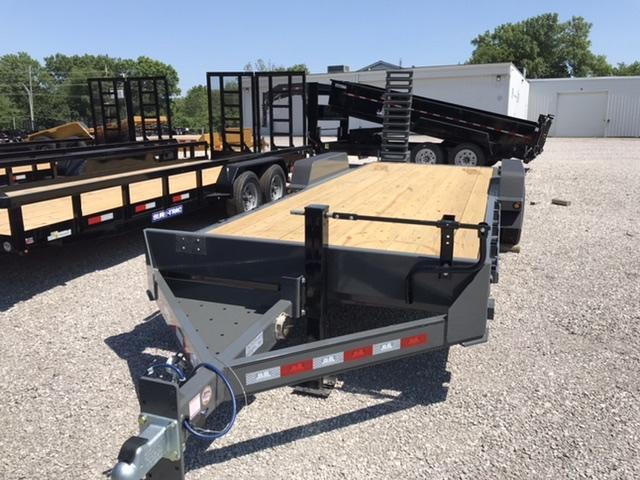 2020 B-B Skidloader Equipment Trailer