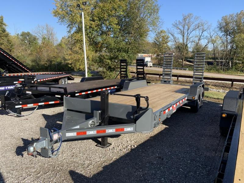 2021 B-B 16K Skidloader Equipment Trailer