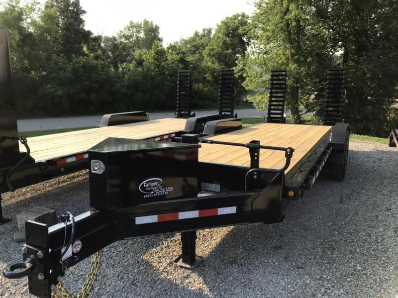2021 B-B 83x24 Equipment Trailer