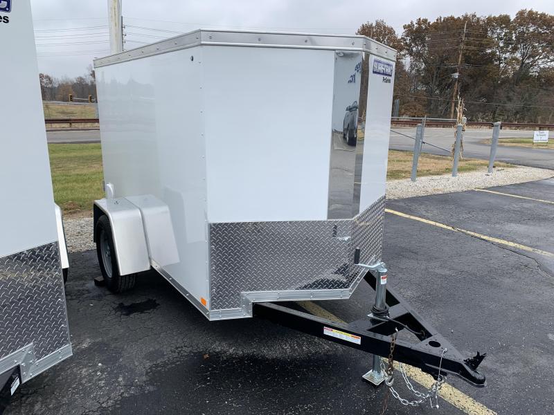 2020 Sure-Trac 5 x 8 Pro Series Wedge Cargo SA