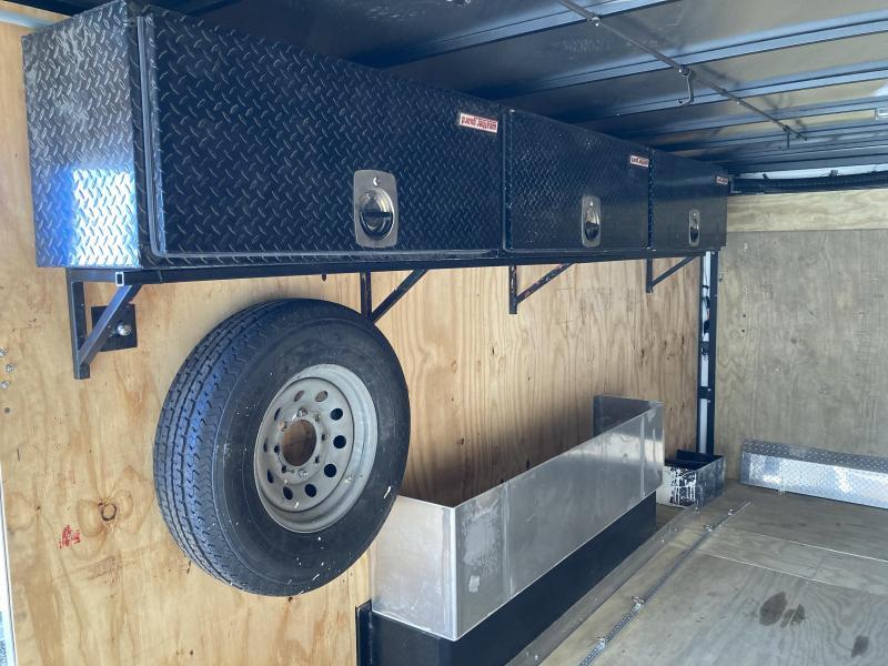 2020 Homemade 8.5 x 22 Enclosed Cargo Trailer