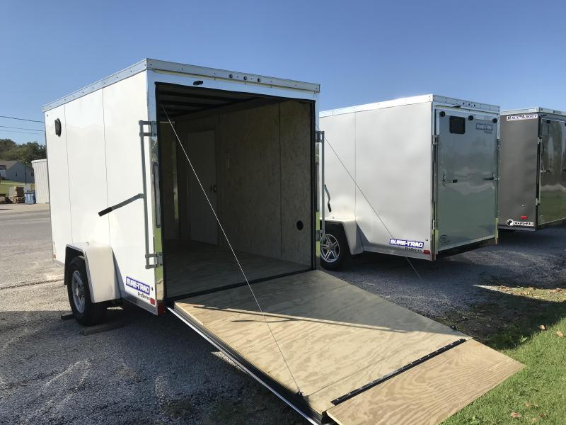 2022 Sure-Trac 6 x 10 Pro Series Enclosed Wedge Cargo T