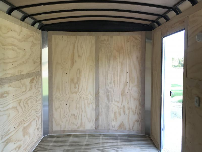 2022 Haul-About LPD7H18TA2 Enclosed Cargo Trailer