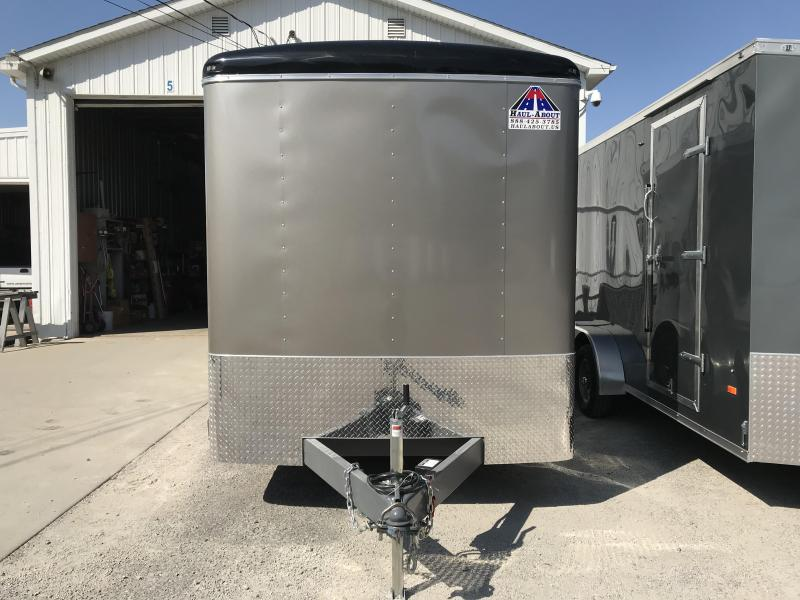 2020 Haul-About 7 x 14 Enclosed Cargo Trailer