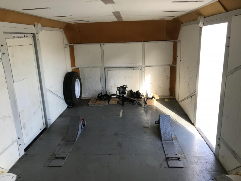 1996 Other 7.5 x 19 Enclosed Cargo Trailer