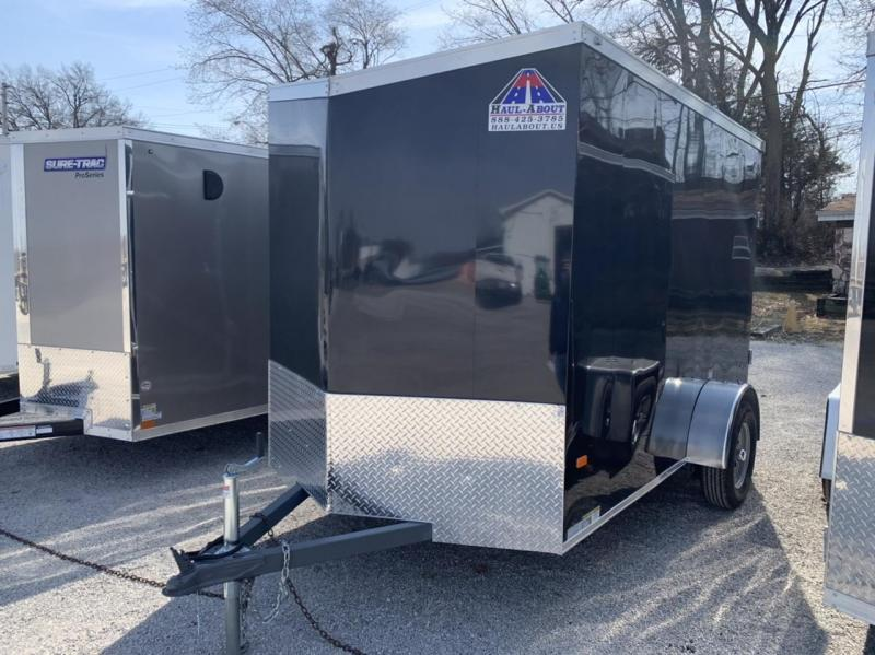 2021 Haul-About PAN610SA Enclosed Cargo Trailer