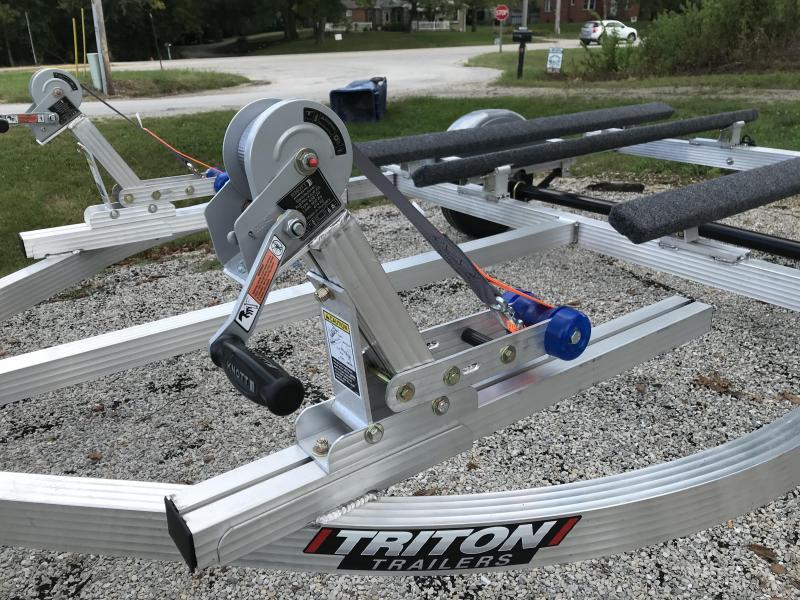 2022 Triton LTWCII Watercraft Trailer