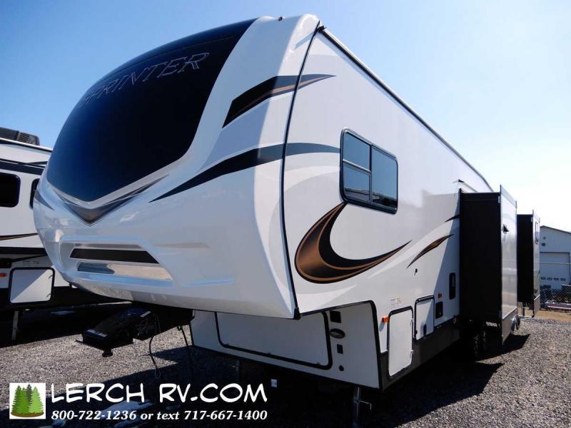 2021 Keystone RV Sprinter 32BH