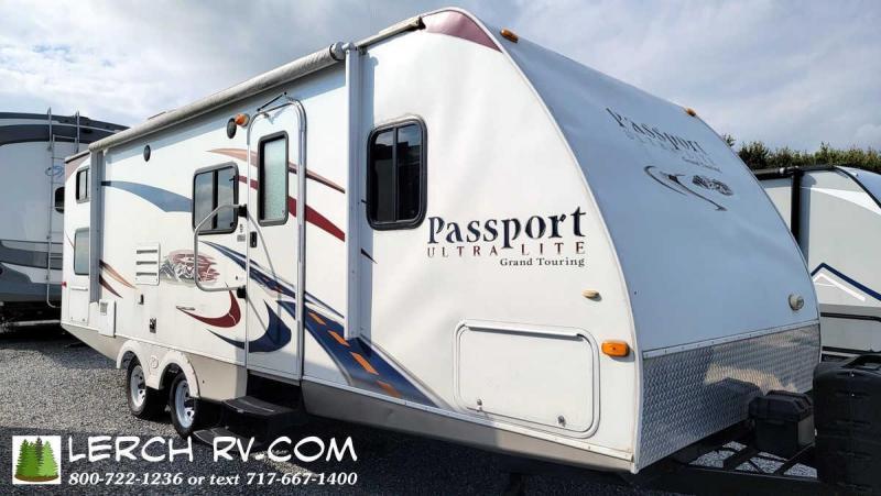 2010 Keystone RV Passport Ultra Lite 2590BH