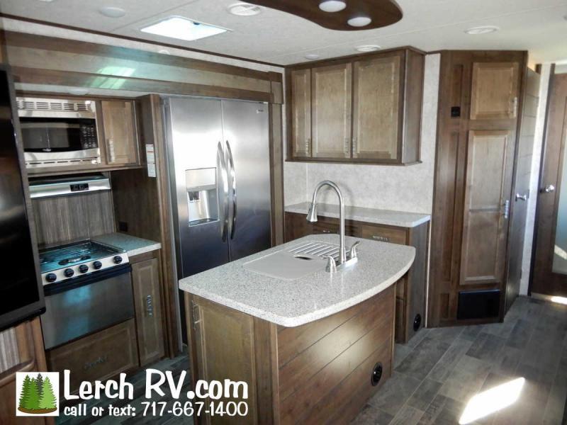 2018 Highland Ridge Mesa Ridge MR328BHS