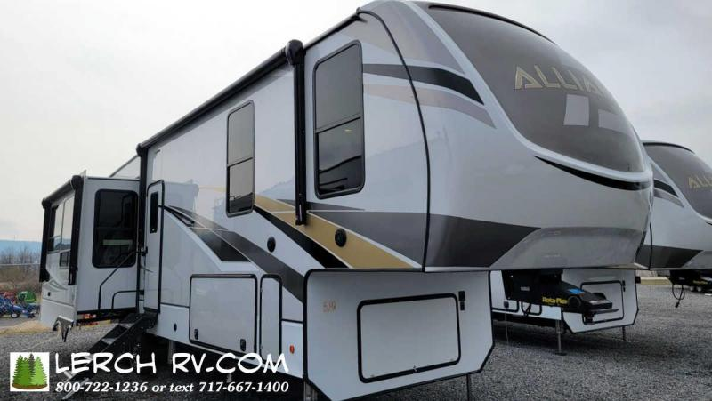 2021 Alliance RV Paradigm 340RL