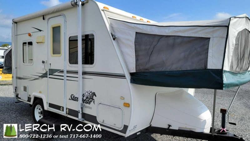 2006 Forest River Palomino Stampede S17