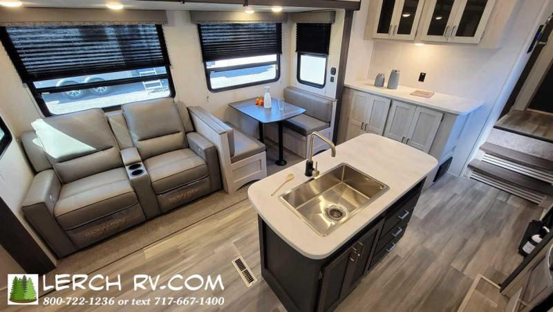 2021 Keystone RV Sprinter 35BH