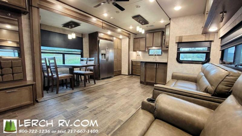 2018 Highland Ridge RV Open Range 3X 3X388RKS