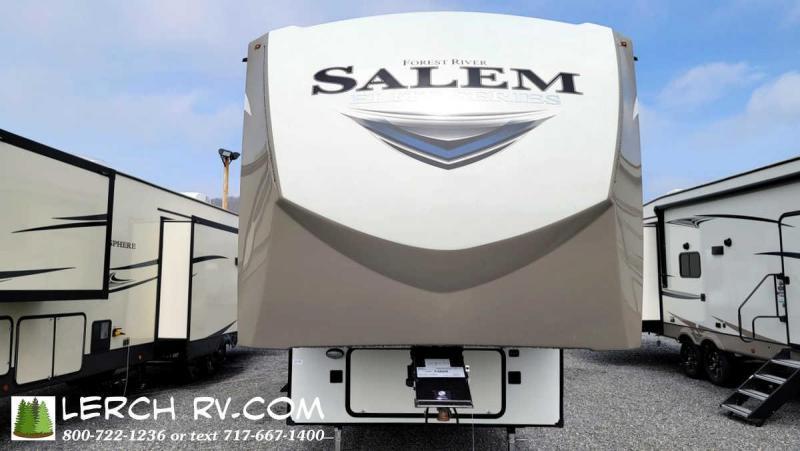 2021 Forest River Salem Hemisphere Elite 34RL