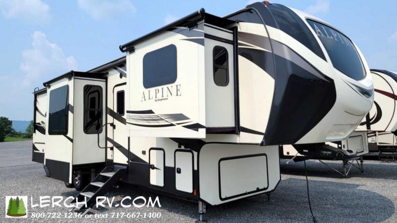 2018 Keystone RV Alpine 3700FL