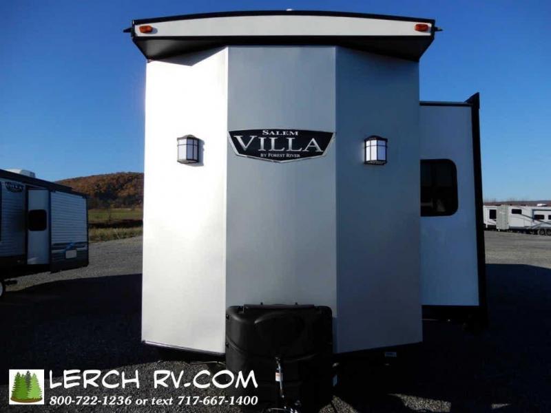 2021 Forest River Salem Villa Classic 42QBQ