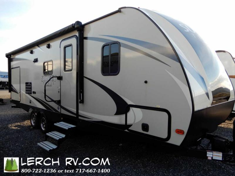 2017 CrossRoads RV Sunset Trail Super LIte 254RB