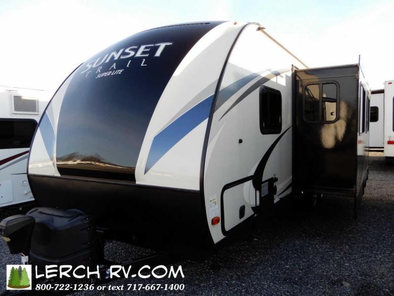 2017 CrossRoads RV Sunset Trail Super LIte 254RB