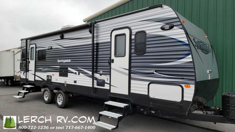 2016 Keystone RV Springdale 271RL