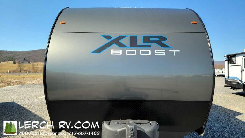 2022 Forest River XLR Boost 27QBX