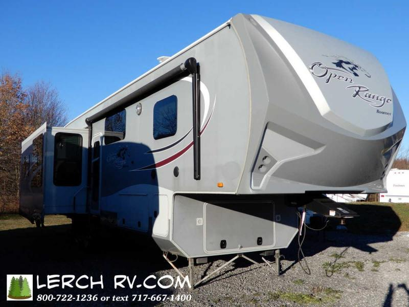 2016 Highland Ridge Open Range Roamer RF347RES