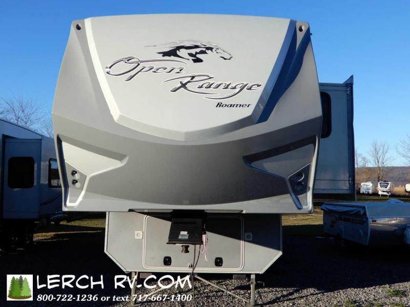2016 Highland Ridge Open Range Roamer RF347RES