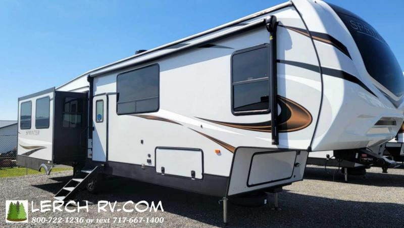 2021 Keystone RV Sprinter Limited 3590LFT