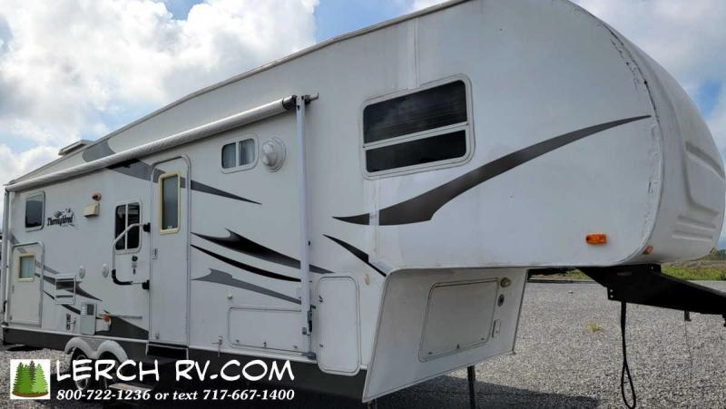 2007 Forest River Palomino T-829BH