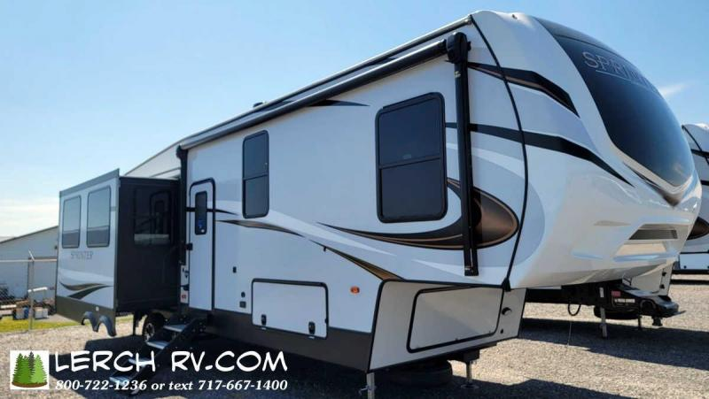 2021 Keystone RV Sprinter Limited 3190RLS