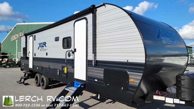 2022 Forest River XLR Micro Boost 27LRLE