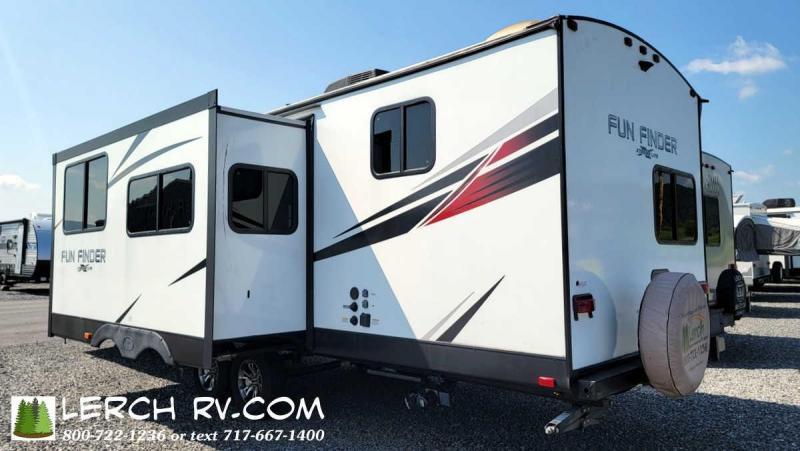 2018 Cruiser RV Fun Finder 27BH